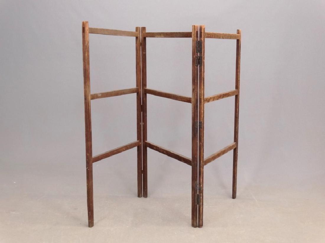 19th c. Quilt Rack