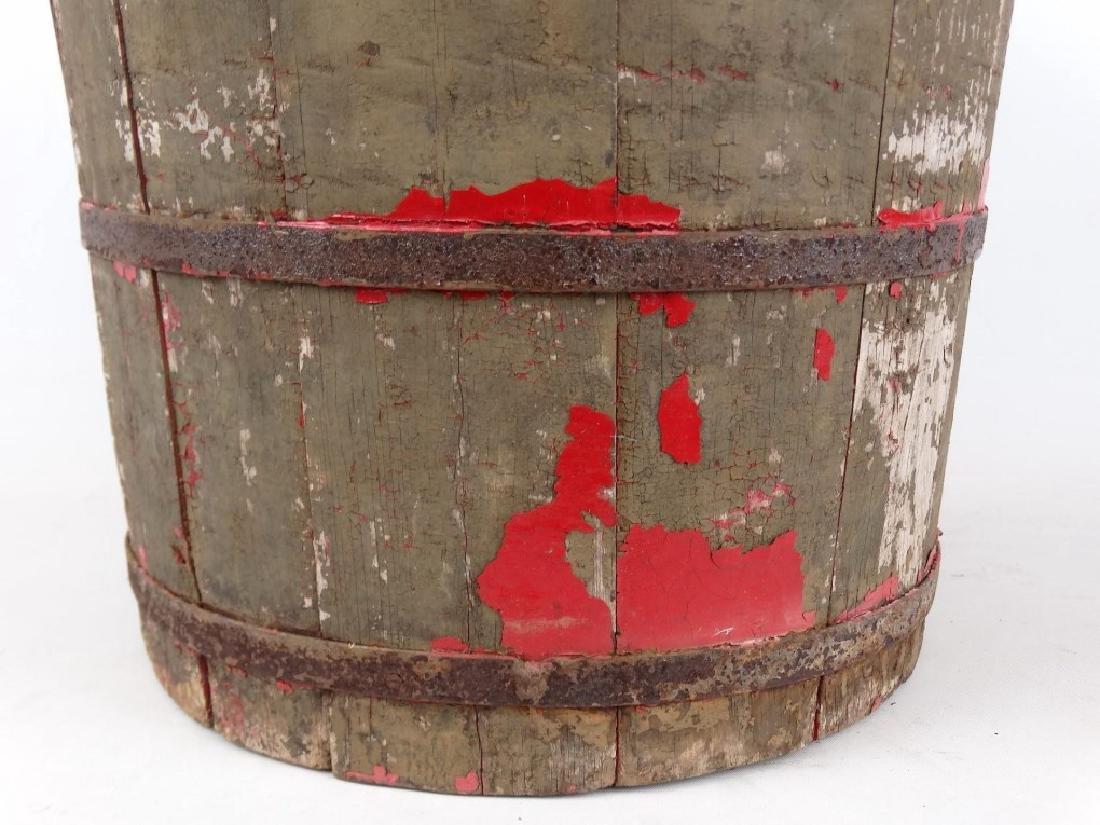 19th c. Swing Handle Bucket - 3