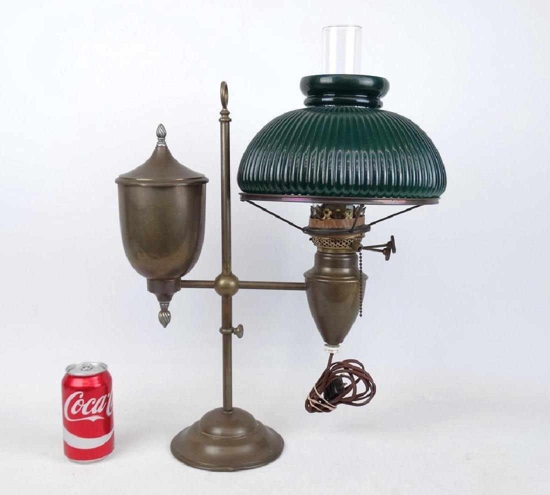 Bradley & Hubbard Student Lamp