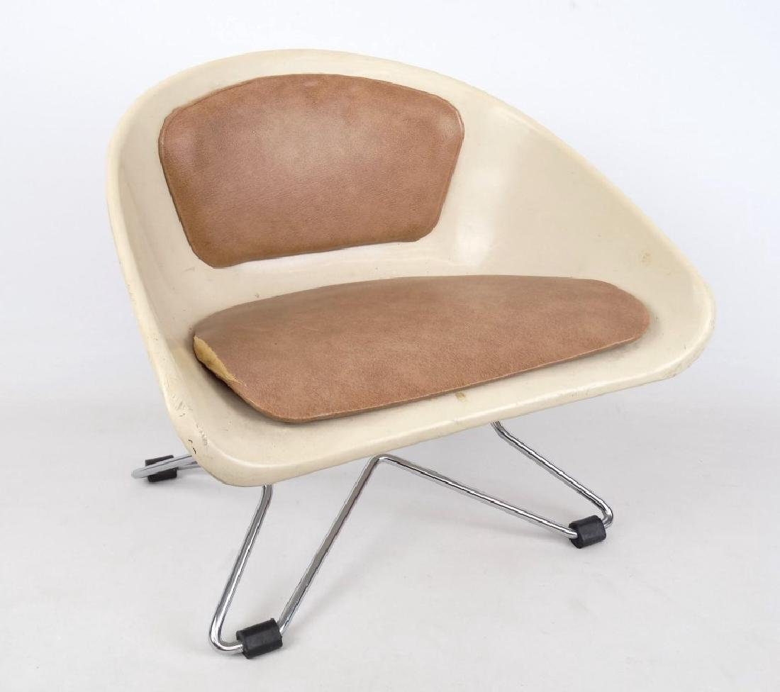 MId Century Child's Chair - 2