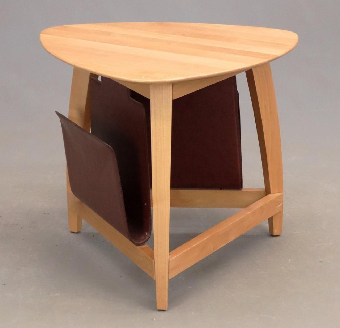 Levenger Lamp Table