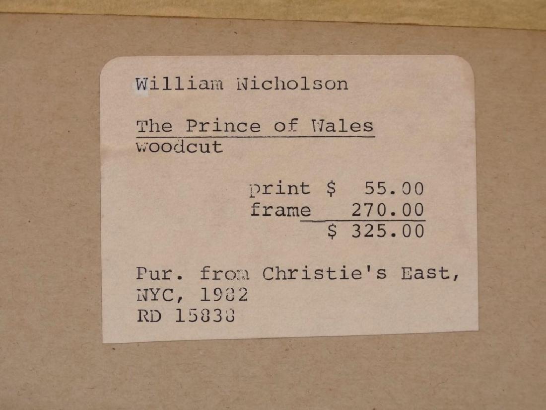 William Nicholson (1872-1949) - 6