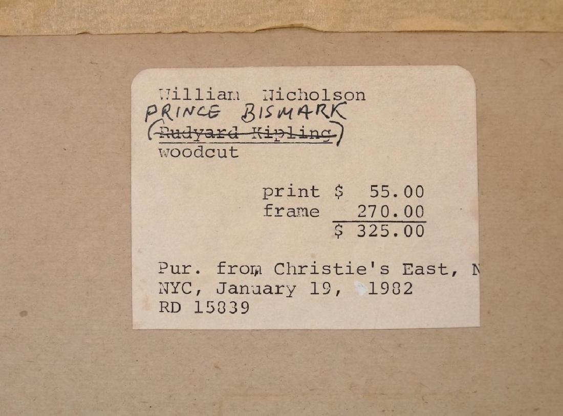 William Nicholson (1872-1949) - 7