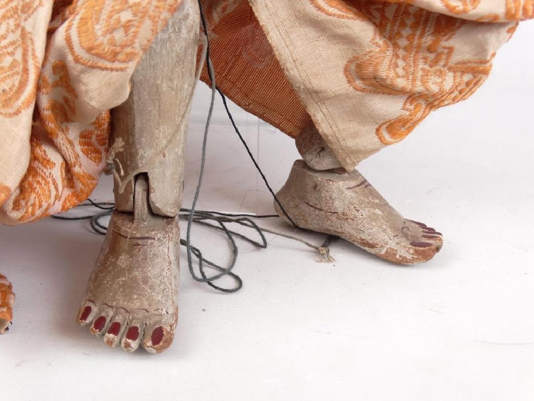 Thai Or Burmese Articulation Puppet - 5