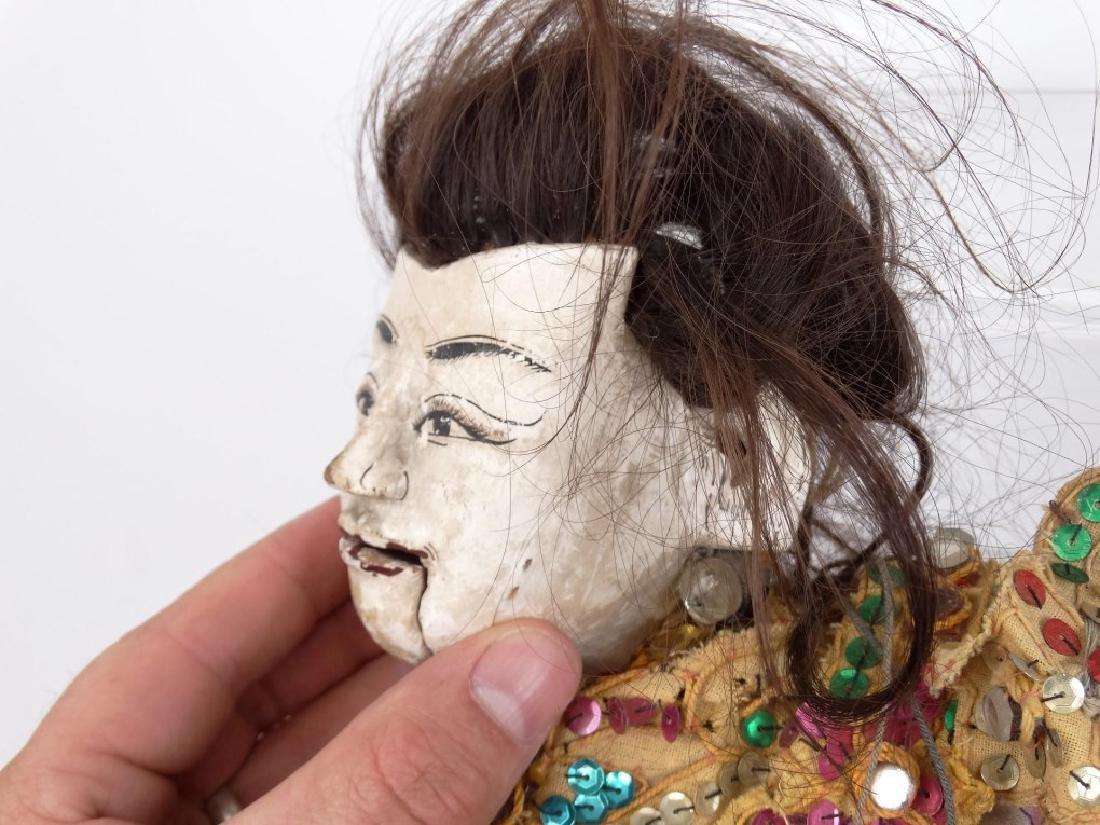 Thai Or Burmese Articulation Puppet - 6