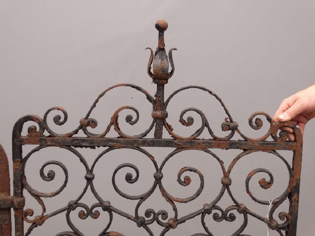 Cast Iron Gate - 2