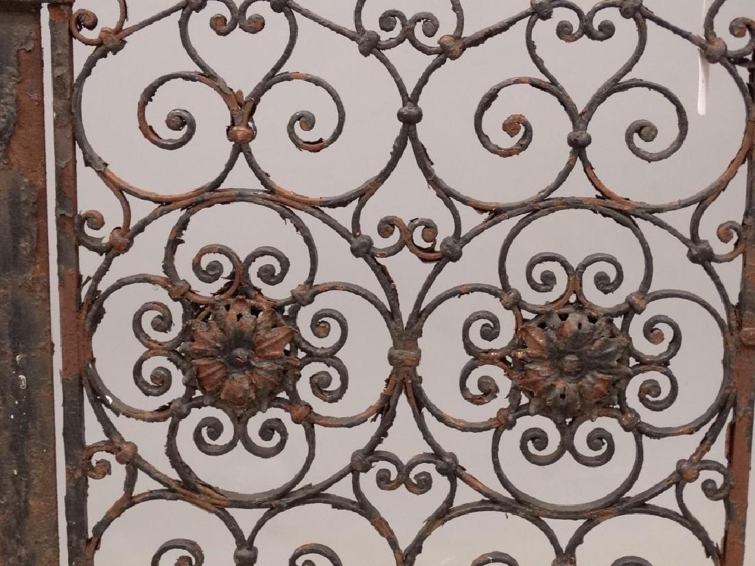 Cast Iron Gate - 3