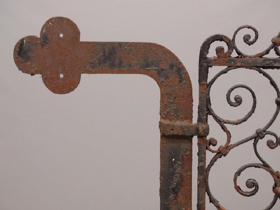 Cast Iron Gate - 5