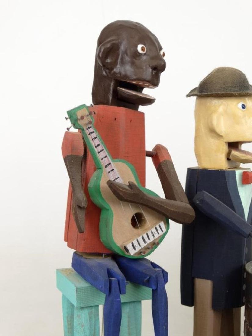 Folk Art Sculpture - 6