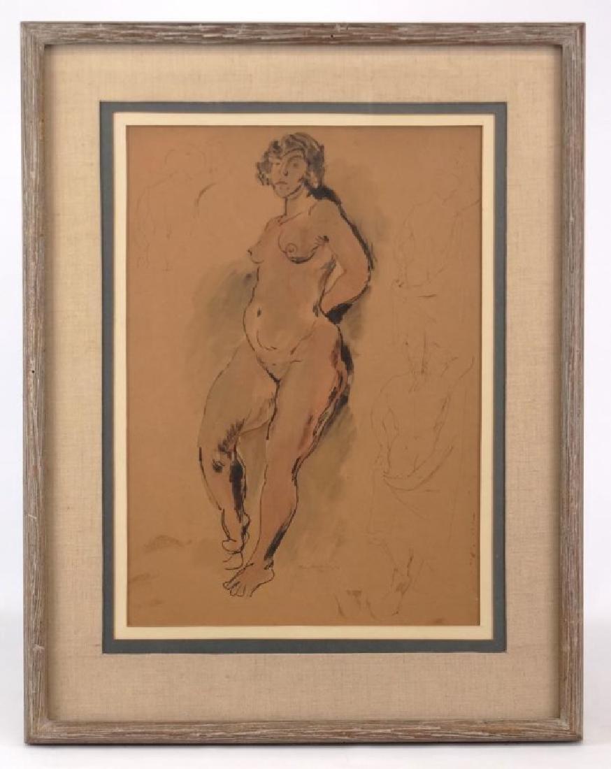 Raphael Soyer (N.Y. 1899-1987)