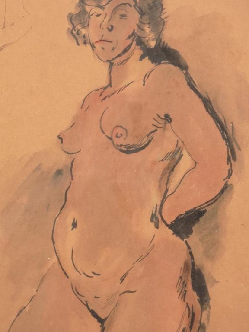Raphael Soyer (N.Y. 1899-1987) - 3