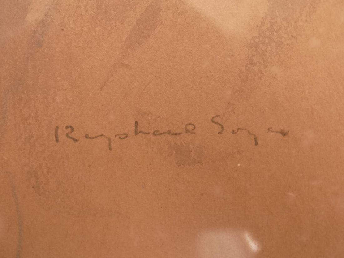 Raphael Soyer (N.Y. 1899-1987) - 4