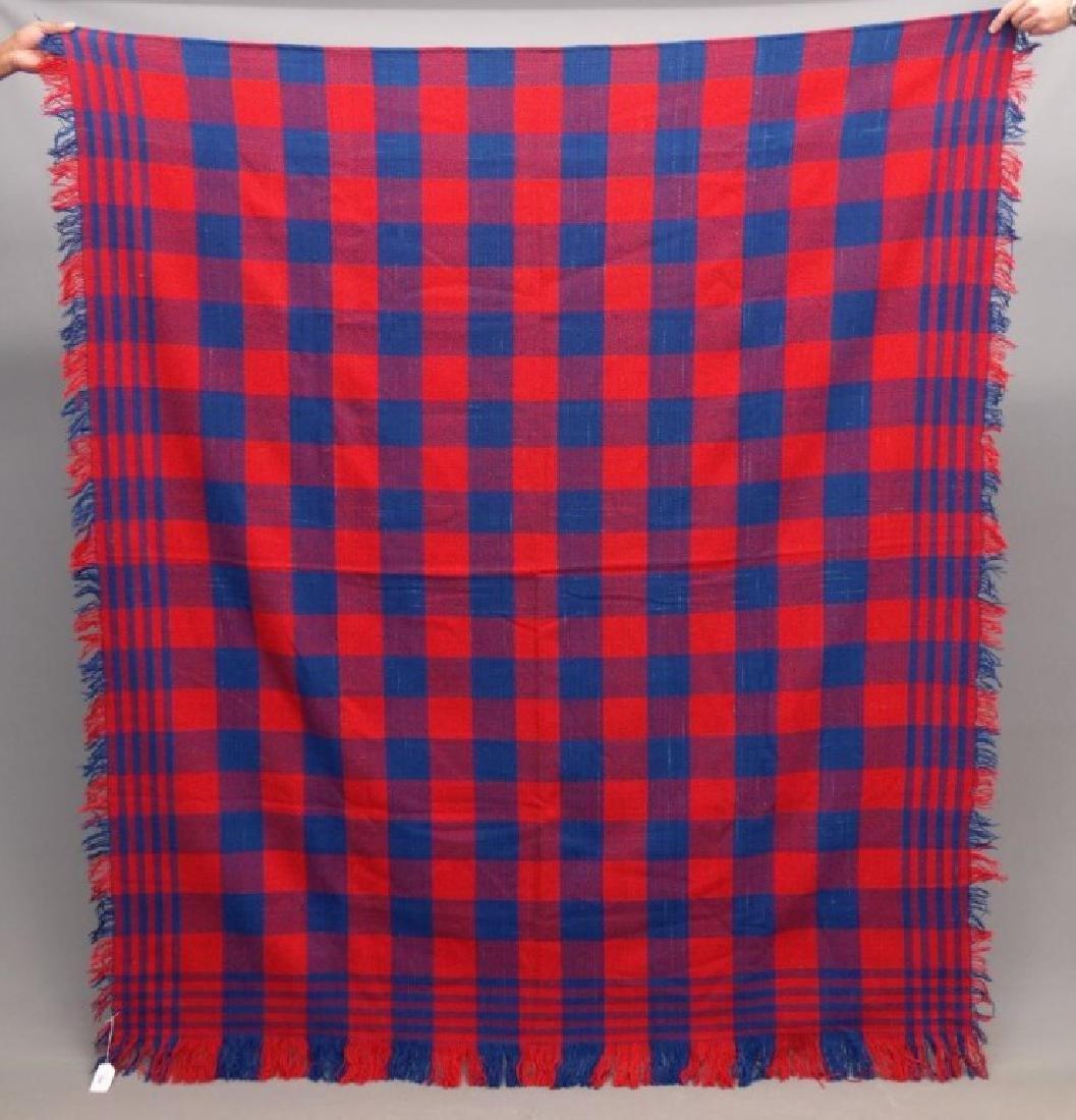 Homespun Blanket