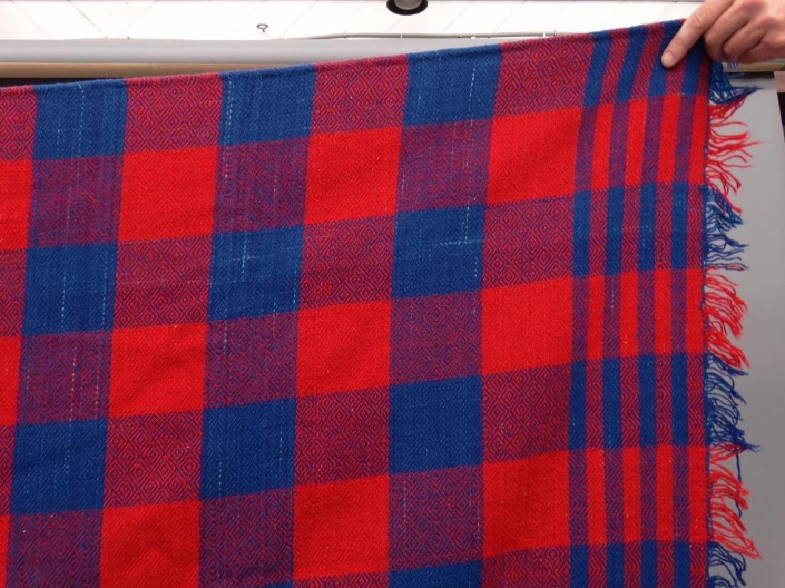 Homespun Blanket - 2