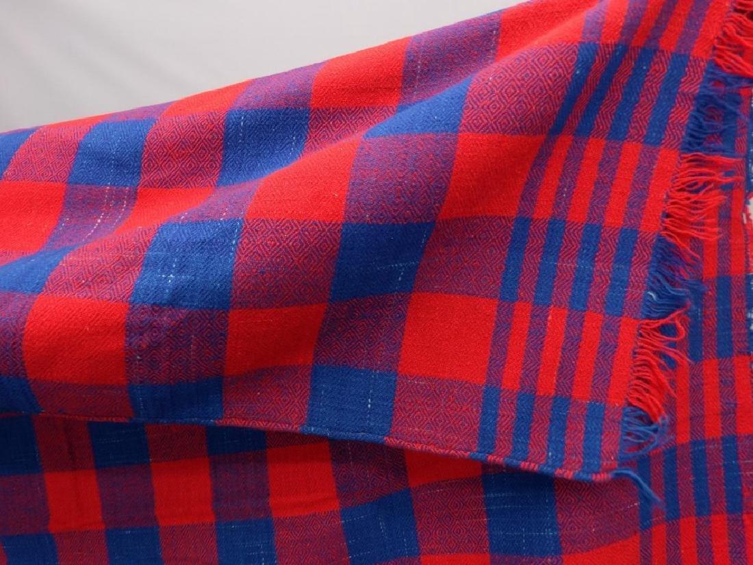 Homespun Blanket - 3