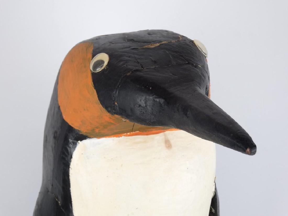 Nova Scotia Folk Art Penguin - 2