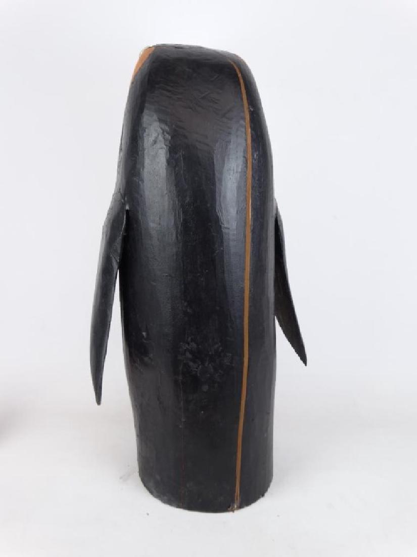 Nova Scotia Folk Art Penguin - 4