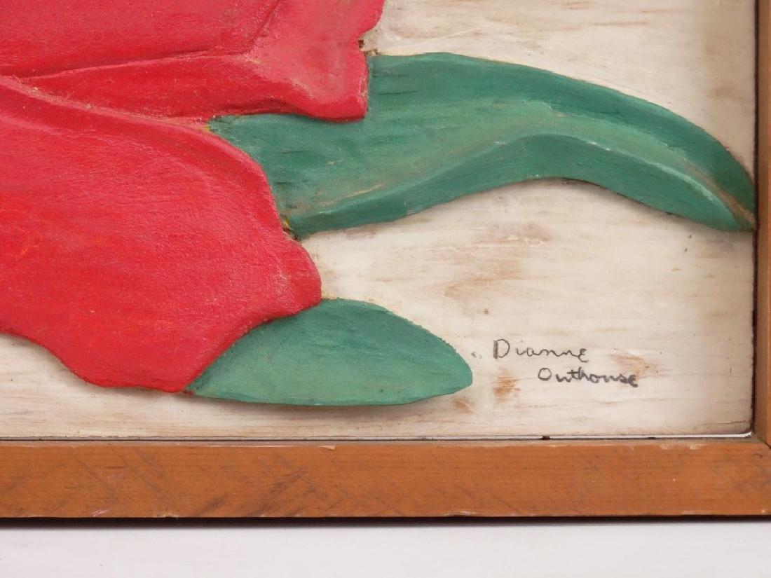 Dianne Outhouse Nova Scotia Folk Art - 2