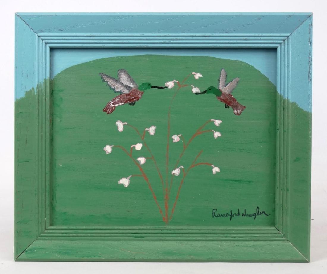 Ransford Naugler Nova Scotia Folk Art