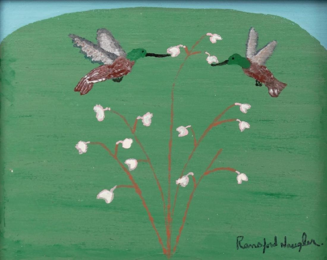 Ransford Naugler Nova Scotia Folk Art - 2