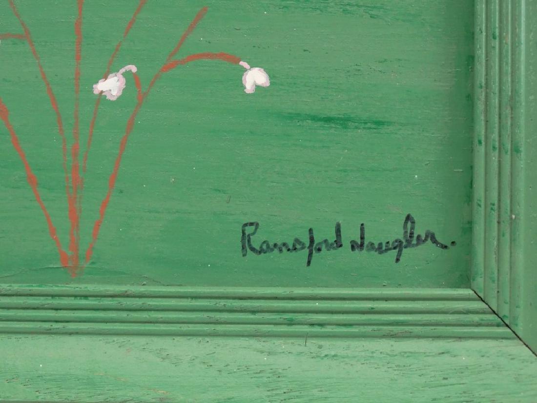 Ransford Naugler Nova Scotia Folk Art - 3