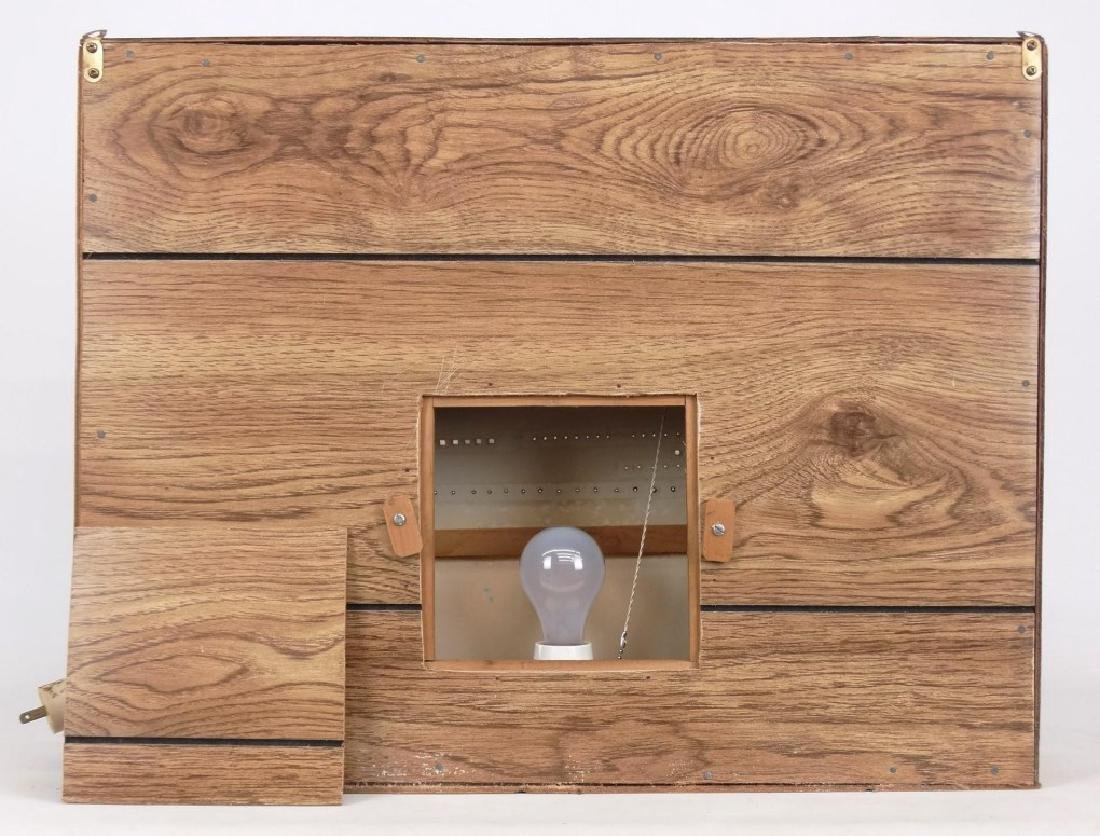Nova Scotia Folk Art Light Box - 5
