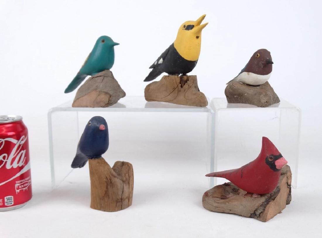 Walter Cross Nova Scotia Bird Carvings