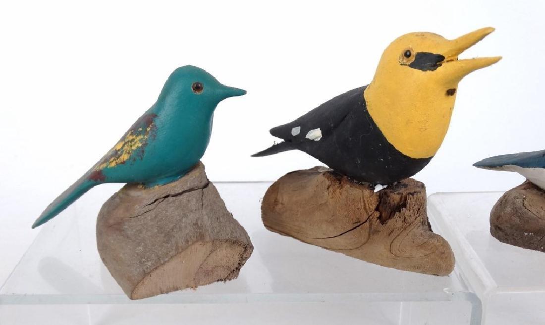 Walter Cross Nova Scotia Bird Carvings - 2