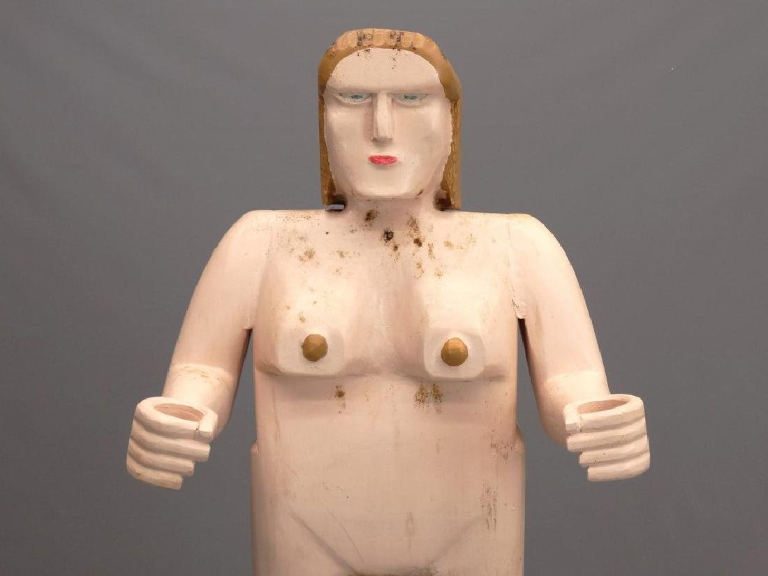 Nova Scotia Folk Art Figure - 3