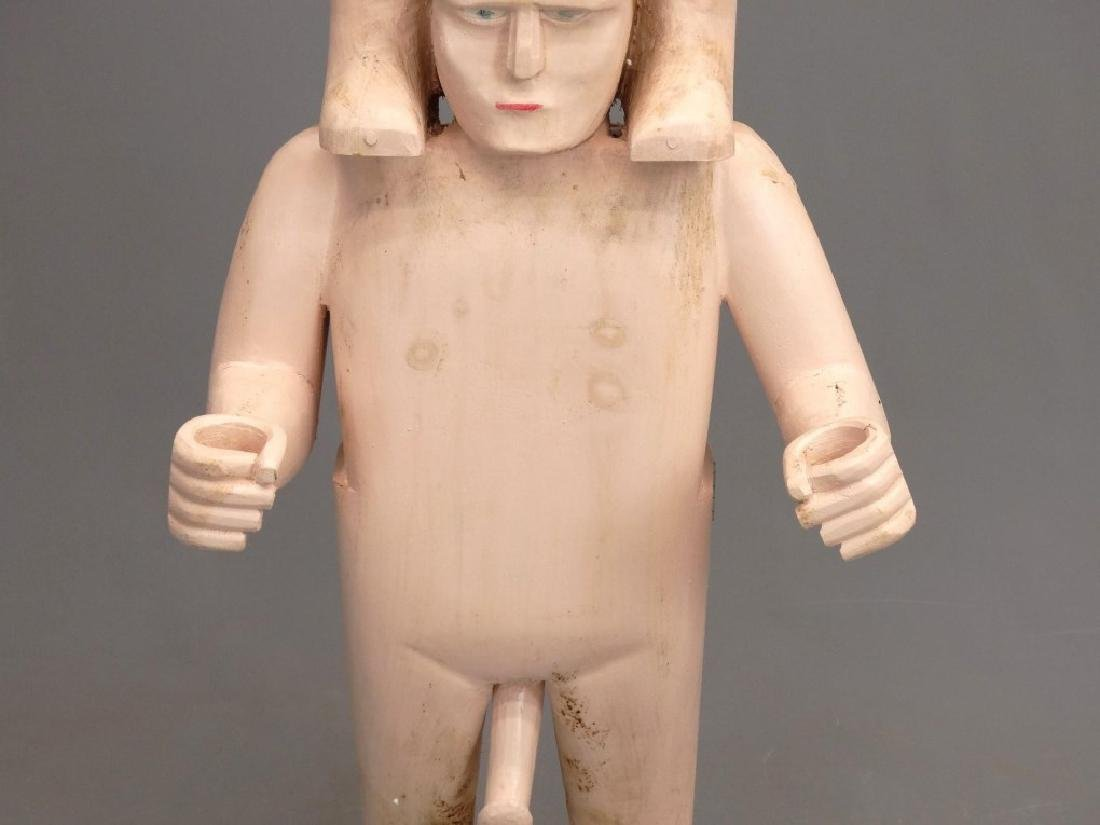 Nova Scotia Folk Art Figure - 4