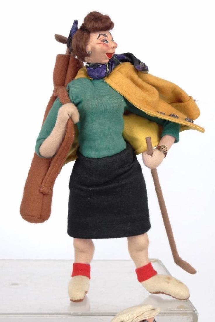 Folk Art Figures - 5