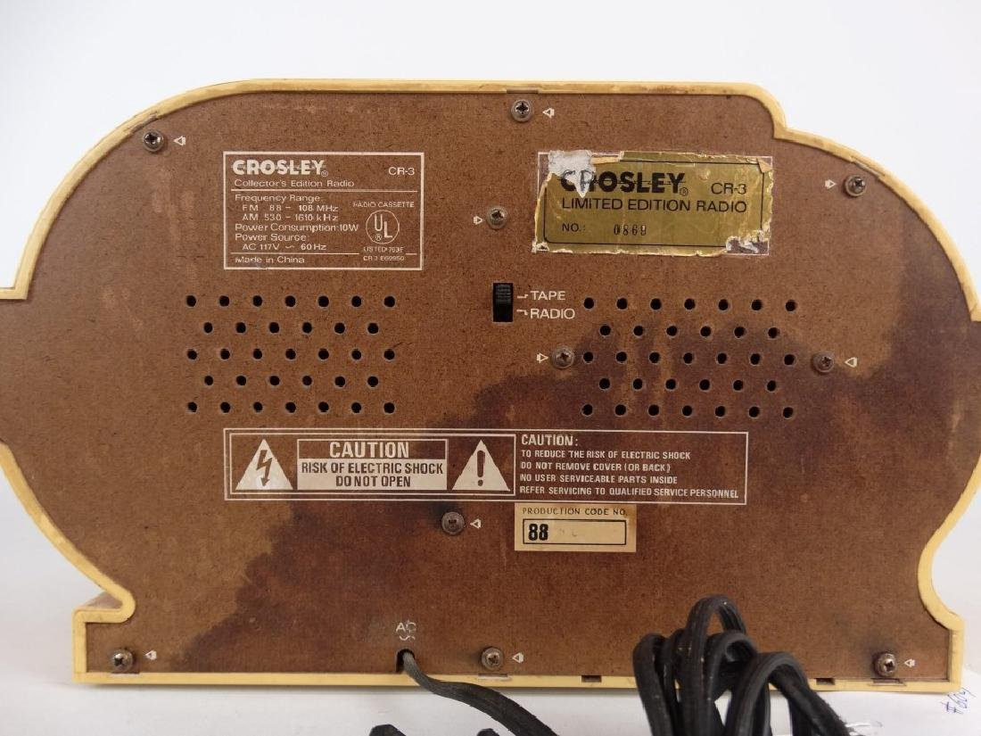 Crosely Radios - 4