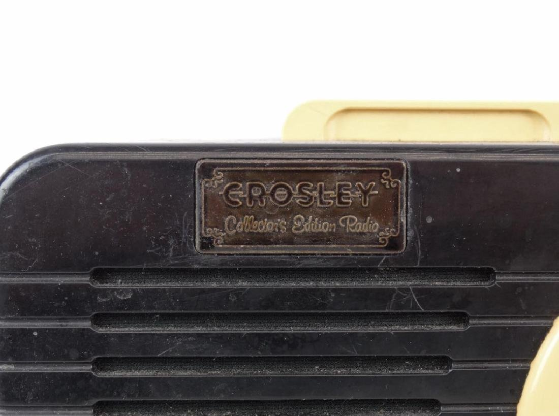 Crosely Radios - 7