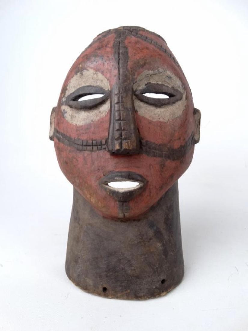 Carved African Masks - 7