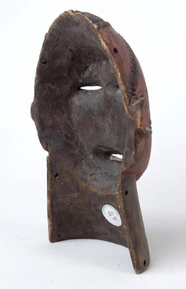 Carved African Masks - 8