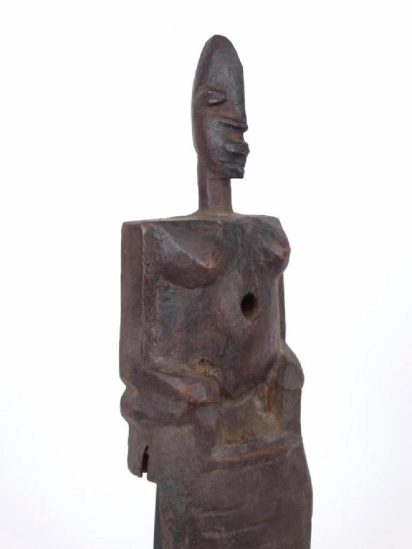 African Granary Door Lock - 4
