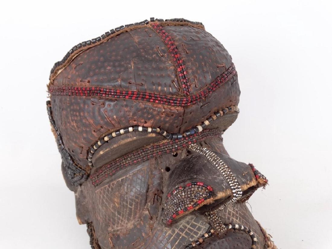 African Carved Mask - 2