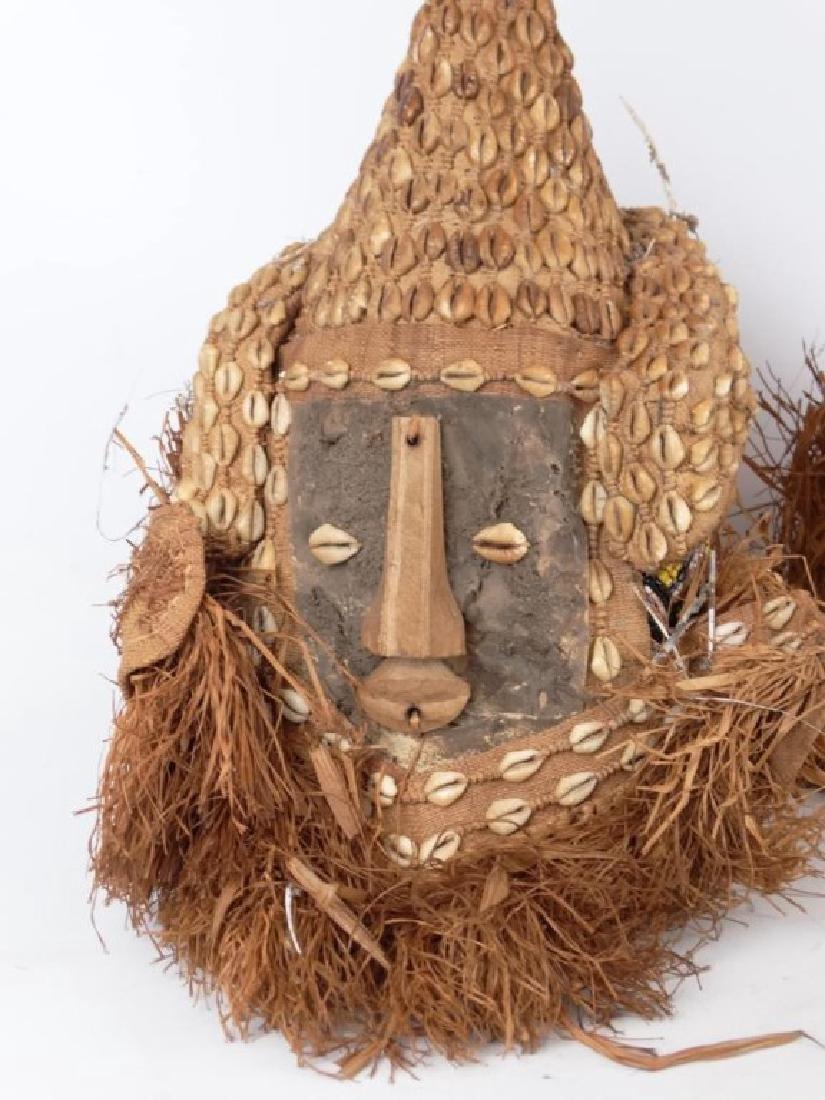 African Ceremonial Helmets - 2