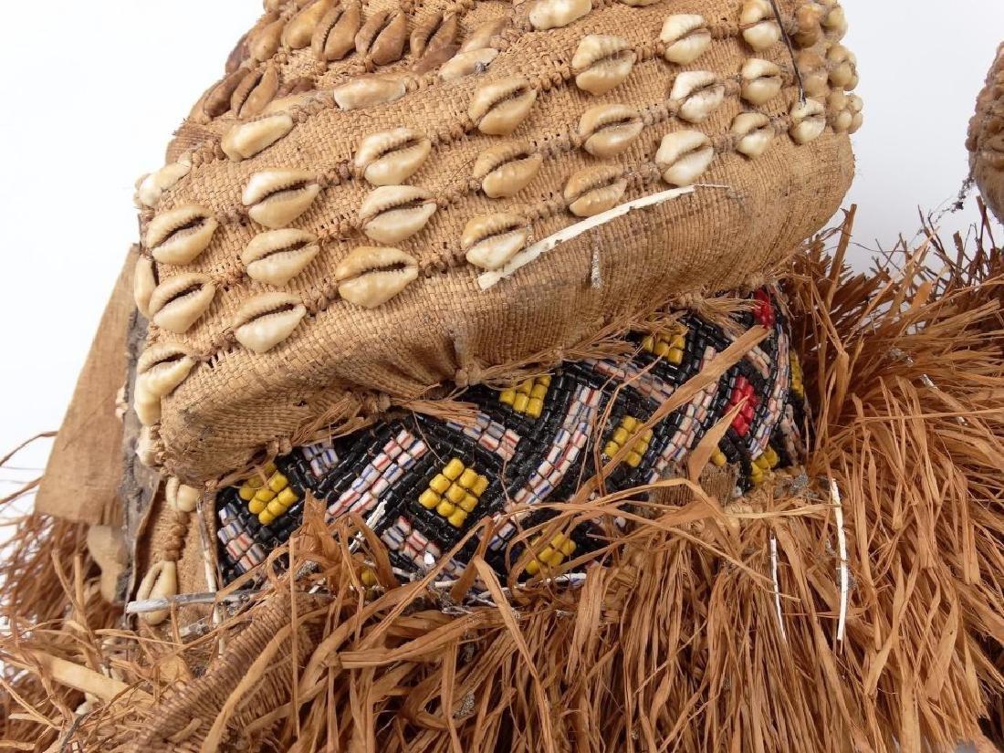 African Ceremonial Helmets - 4