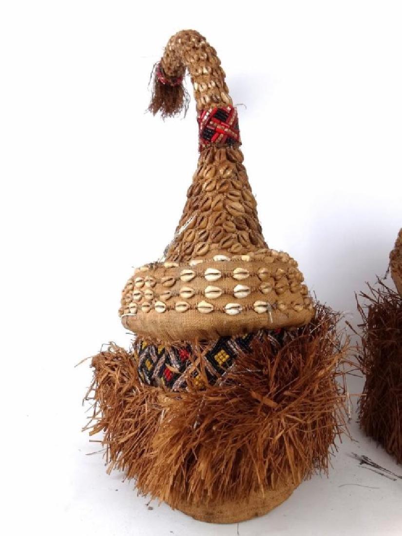 African Ceremonial Helmets - 5