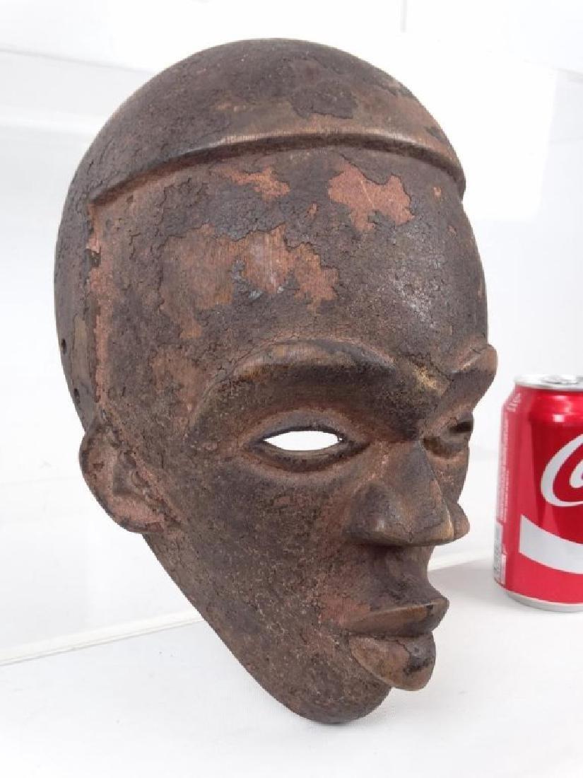 African Carved Masks - 10