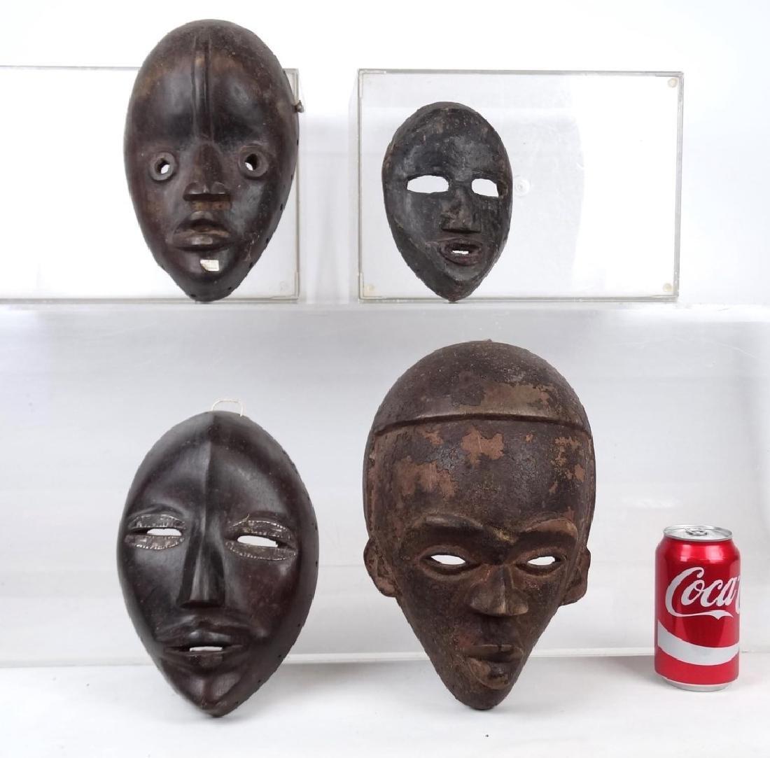 African Carved Masks