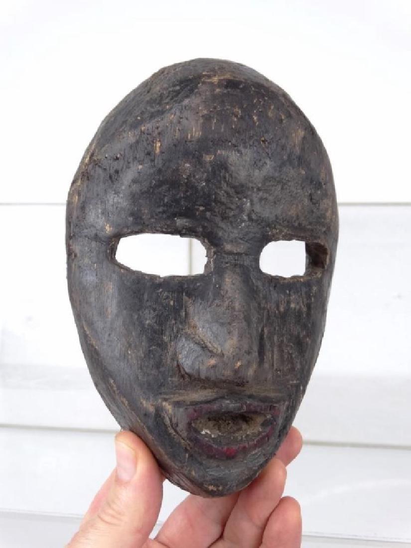 African Carved Masks - 5