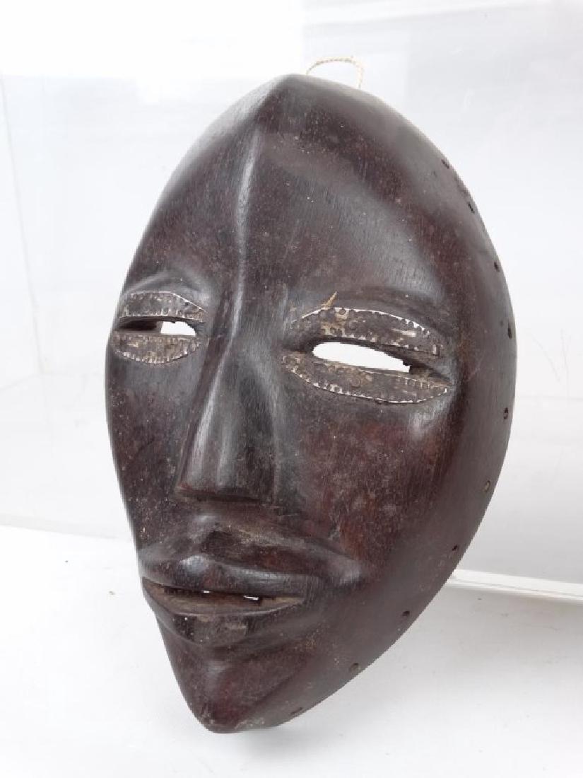 African Carved Masks - 7