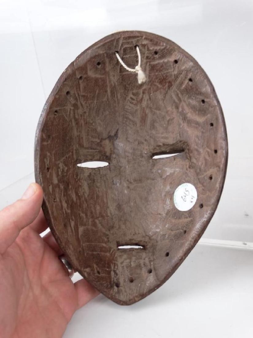 African Carved Masks - 8