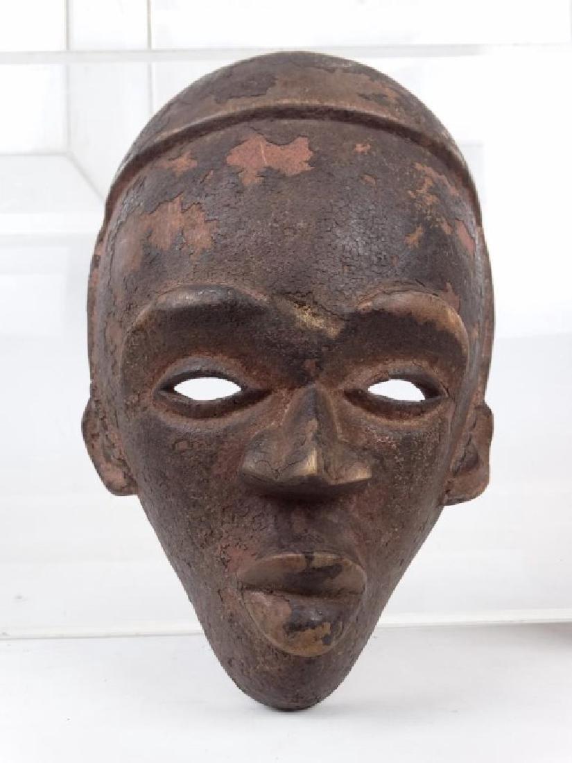 African Carved Masks - 9