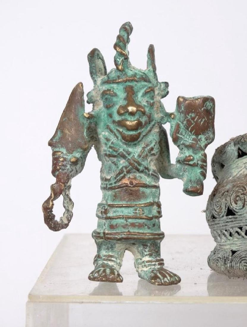 African Bronze Lot - 5