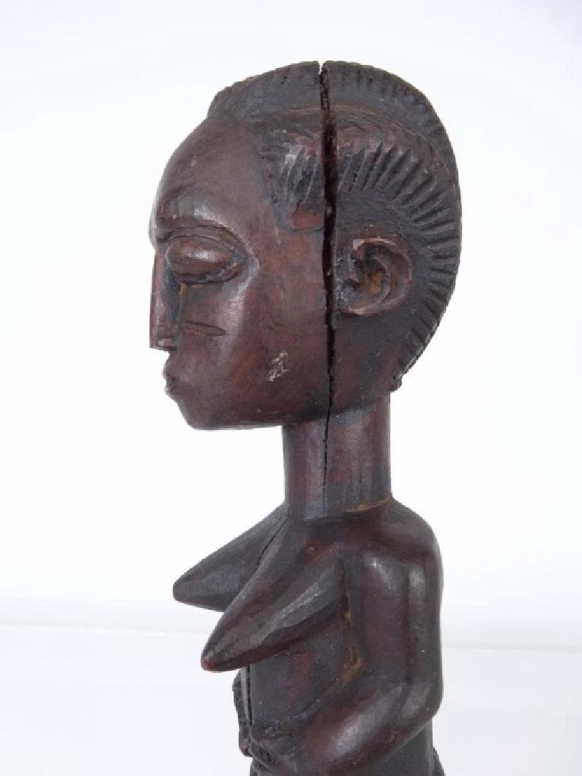 African Carved Figures - 4