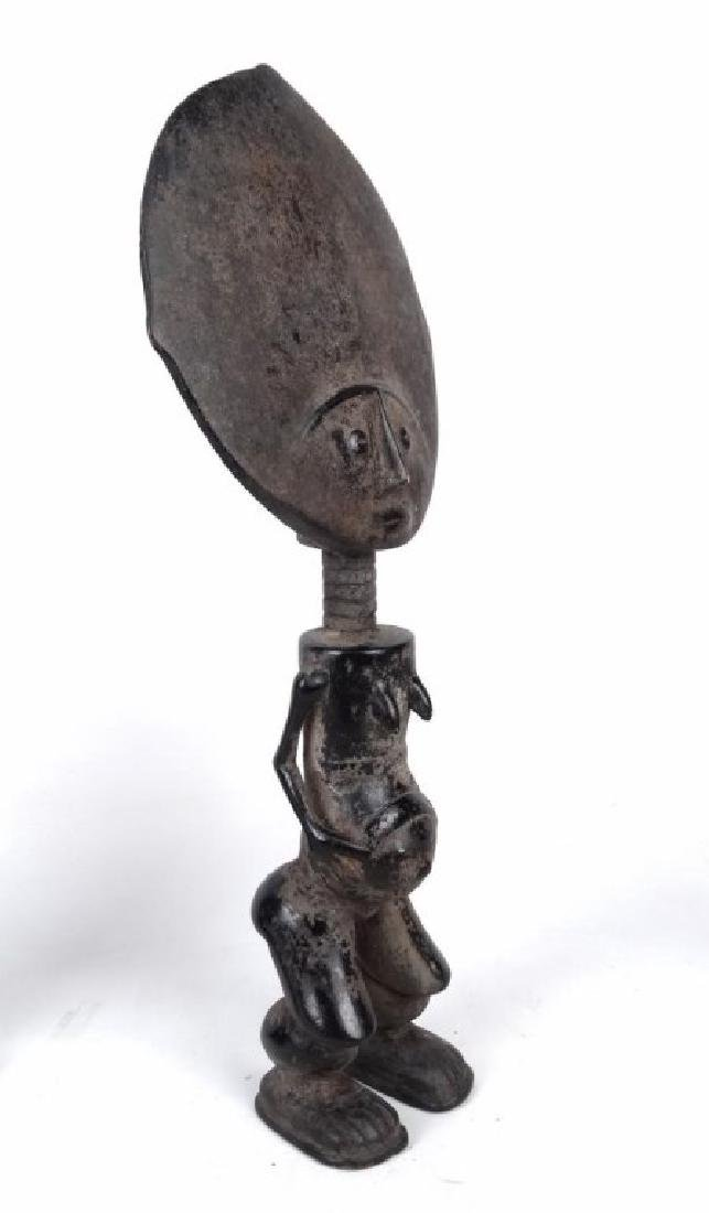 African Carved Figures - 3