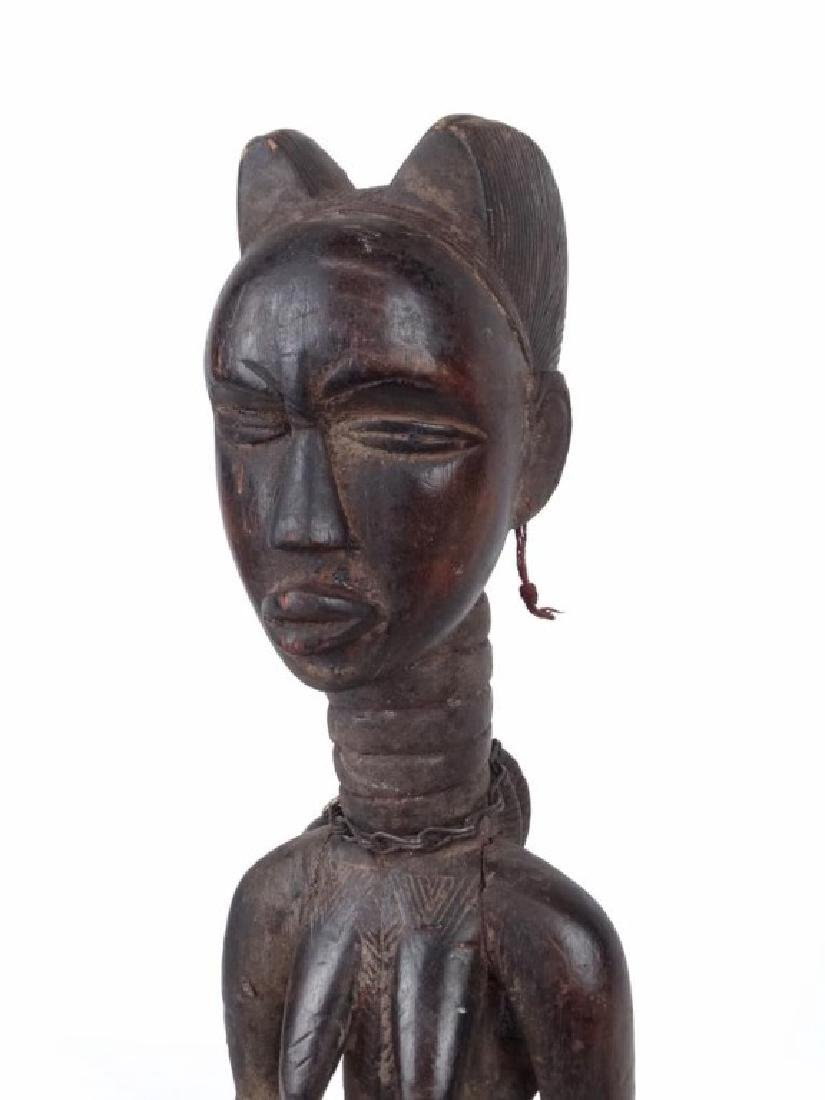 African Carved Figures - 5